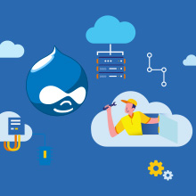 Drupal hosting maintenance and support plan